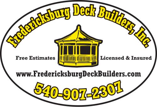 Fredericksburg Deck Builders
